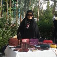 شُکری / غرفهی گارسی (چرم)