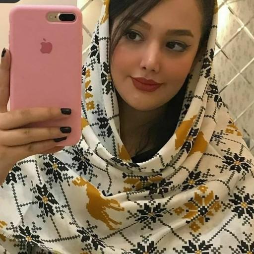 روسری نخی پاییزه- باسلام