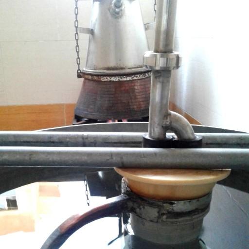 عرق آویشن کاویان (نوع شیرازی) (1000 گرم) - باسلام