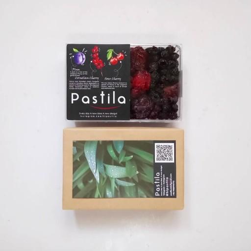 میوه های ترش پاستیلا - باسلام