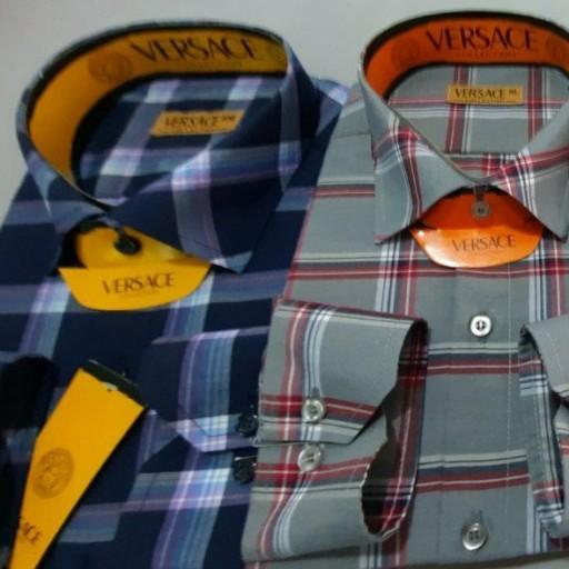 پیراهن سایز بزرگ قواره دار جنس تترون- باسلام