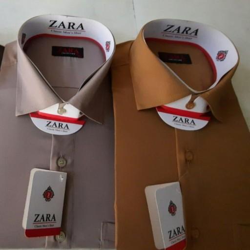 پیراهن تترون مردانه قواره دار- باسلام
