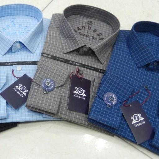 پیراهن قواره دار مردانه سایز مدیم- باسلام