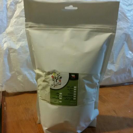 نوره سنتی زرنیخ زرد در بستهبندی های زیپ کیپ 1500 گرمی- باسلام