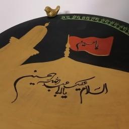 بشقاب دیوارکوب مذهبی