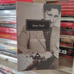 کتاب زبان اصلی Animal Farm (مزرعه حیوانات) - اثر جورج اورول