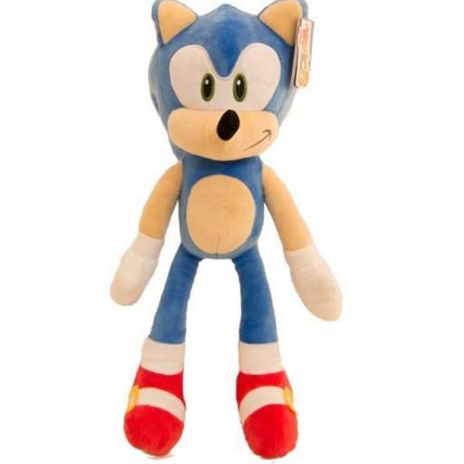 عروسک سونیک(کیفیت درجه1، ضد حساسیت، قابل شستوشو، تضمین رنگ)- باسلام