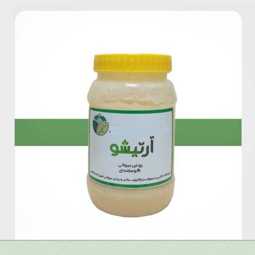 روغن حیوانی گوسفندی کرمانشاهی ایل سنجابی- باسلام