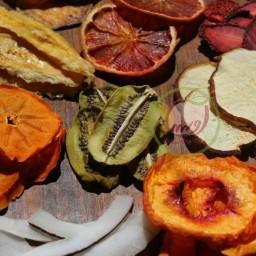 چیپس ده میوه (300 گرمی)