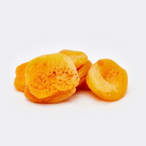 برگه قیسی زرد الو ممتاز 250 گرمی- باسلام
