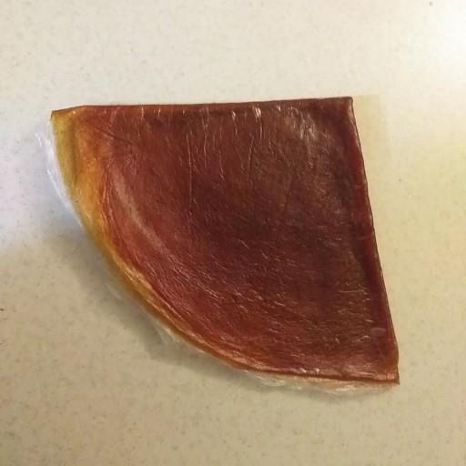 لواشک طبیعی برکت (ملس رو به شیرین) 500 گرمی- باسلام