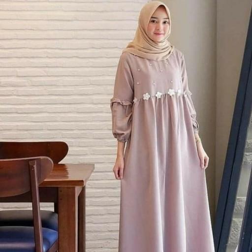 مانتو حجابی دخترانه _کدآفتاب_009- باسلام