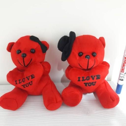 عروسک خرس نانو- باسلام