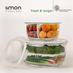 باکس میوه و سبزیجات لیمون سایز بزرگ