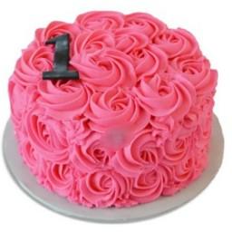 کیک خامه ای 2