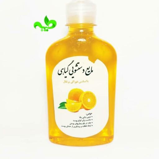 مایع دستشویی گیاهی طیبه- باسلام