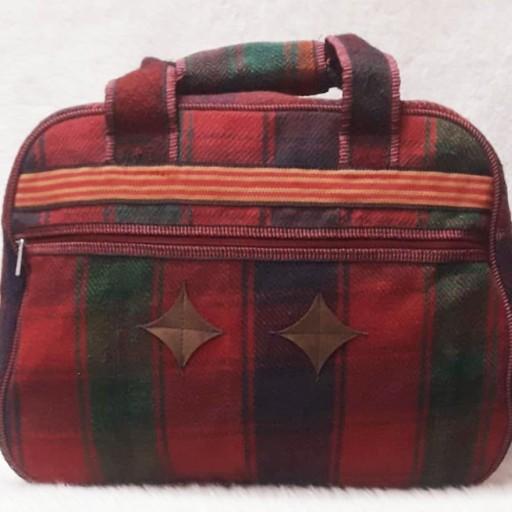 کیف سنتی ساک مسافرتی بزرگ- باسلام