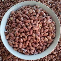 بادام زمینی آستانه سایز ریز (نیم کیلو)