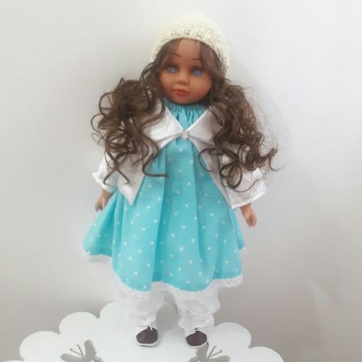 عروسک طرح فیروزه- باسلام