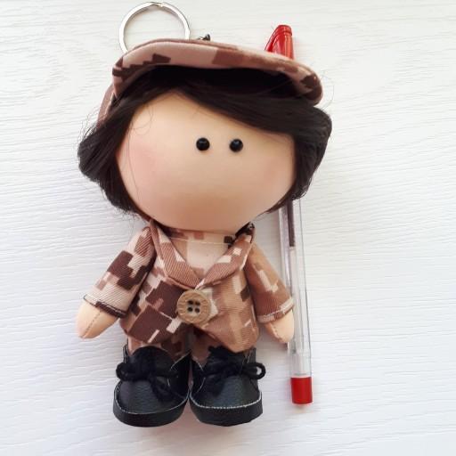 عروسک روسی سرباز- باسلام