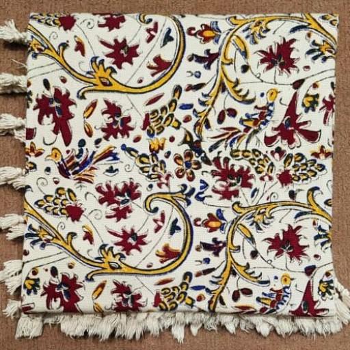 رومیزی قلمکار (طرح انگور)- باسلام