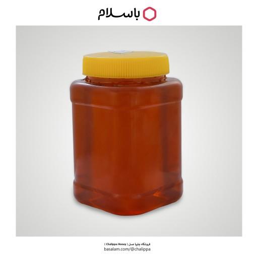 عسل کنار خام اعلا کاملا طبیعی ساکاروز 2/3٪ یک کیلو خالص انستیتو چلیپا عسل ارسال رایگان- باسلام