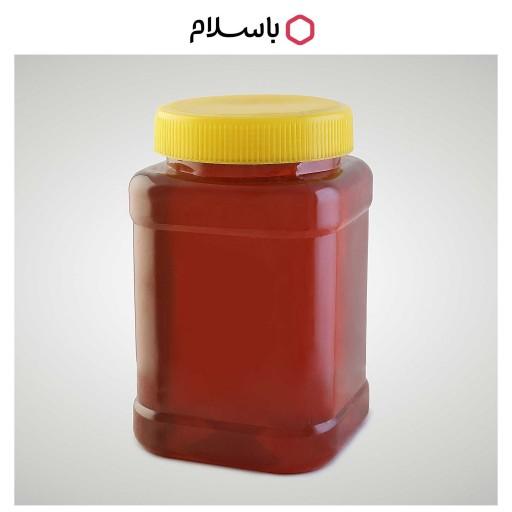 عسل گون خام ساکاروز زیر2 انستیتو چلیپا عسل (یک کیلویی)- باسلام