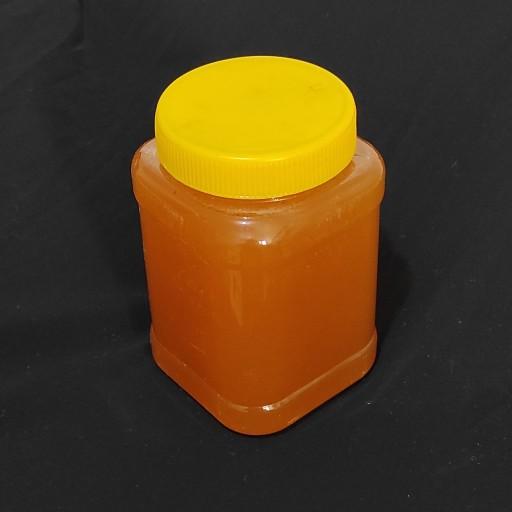 عسل چهلگیاه خام1400 رس ندارد ساکاروز زیر3 یک 1 کیلو انستیتو چلیپا عسل برداشت 1400- باسلام