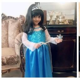 اسباب بازی لباس السا فروزن انا و السا لباس باربی
