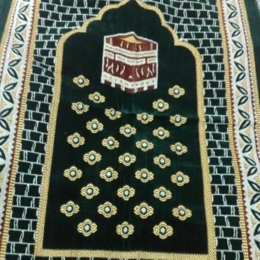 سجاده مخمل- باسلام