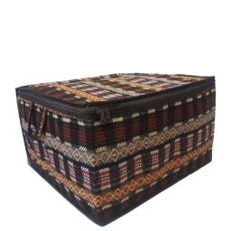 کاور لباس جاجیم سایز3،باکس جاجیم بافی صنایع دستی