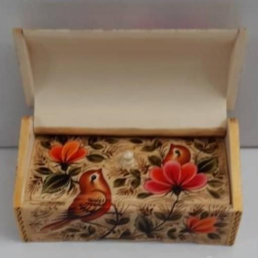 صندوقچه جواهرالات و زیورآلات استخوانی - باسلام