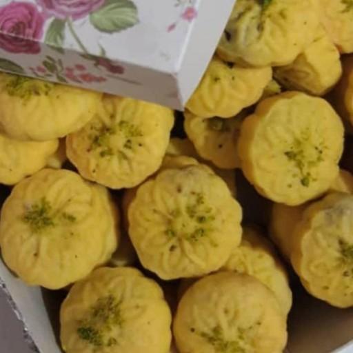 کلمپه شیرینی سنتی کرمان (1000)گرمی- باسلام