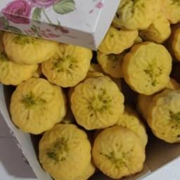 کلمپه شیرینی سنتی کرمانی(500 گرمی)