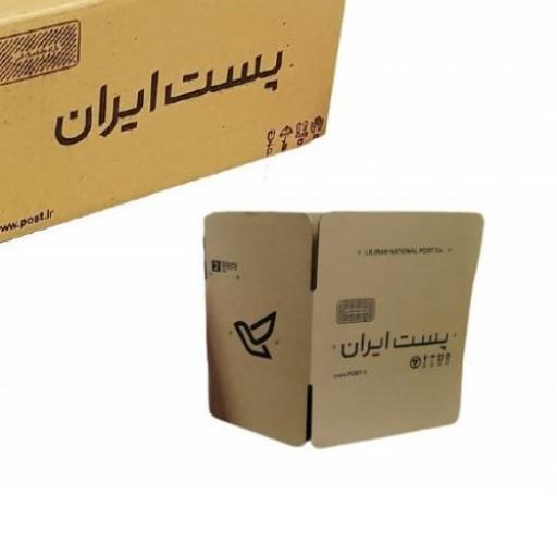 غرفهٔ کارتن سازی پستی و پاکت نامه پستی جواهر