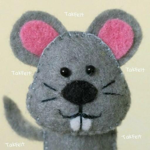ست عروسک انگشتی شعر « یه روز یه آقا خرگوشه » - باسلام