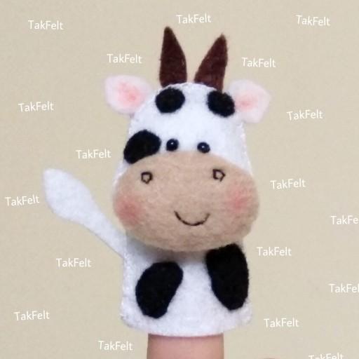 پک عروسک انگشتی حیوانات مزرعه - باسلام
