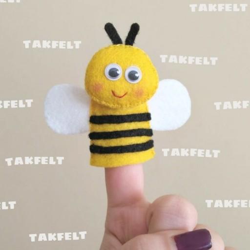 عروسک انگشتی نمدی، سری حشرات - باسلام