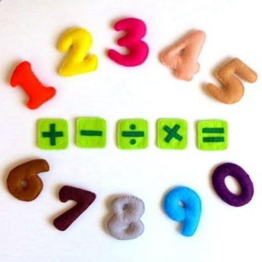 پک بازی و آموزش اعداد و اعمال ریاضی دبستان- باسلام