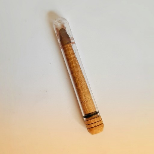مداد طبیعی ابرو و چشم مبین قهوه ای- باسلام