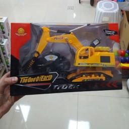 خرید اسباب بازی بیل مکانیکی لودر کنترلی به قیمت کارخانه و عمده