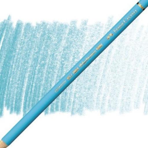 مداد رنگی تکی پلی کروم 140 ابی آسمانی- باسلام