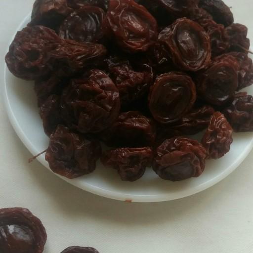 الوچه قرمز خورشتی ترش مزه- باسلام