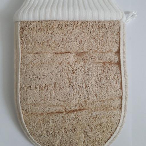 لیف گیاهی لوفا (دستکشی کوچک) - باسلام