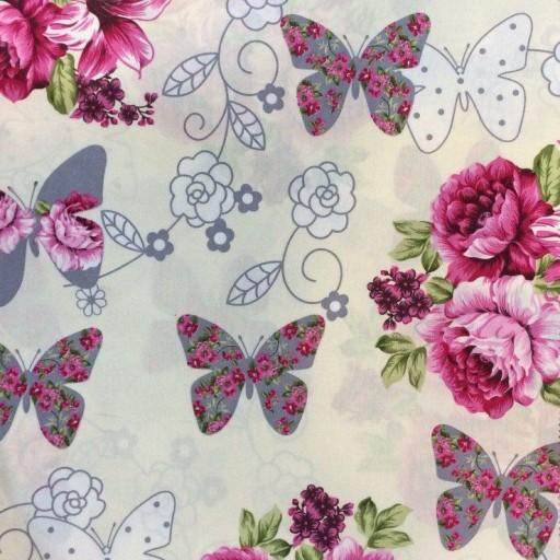 پارچه ملافه پروانه- باسلام