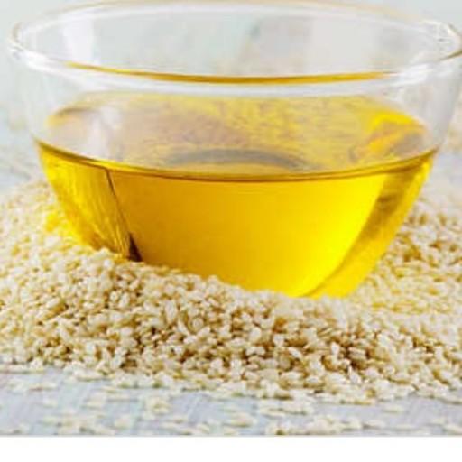روغن ارده کنجد اعلا ظرف 800 گرمی محصولات طبیعی زیتون- باسلام