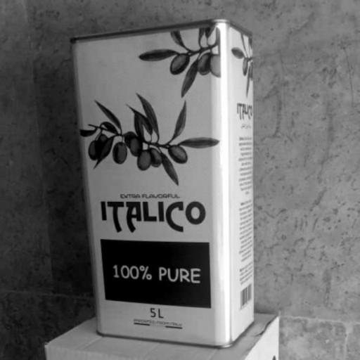 روغن زیتون 5 لیتری ایتالیکو بکر (با ارسال رایگان) از باسلام- باسلام
