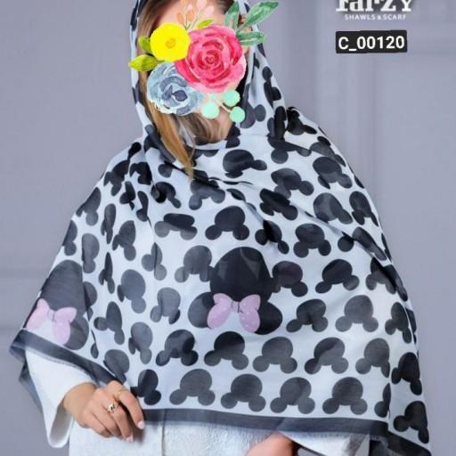 روسری نخـــیC-00120- باسلام