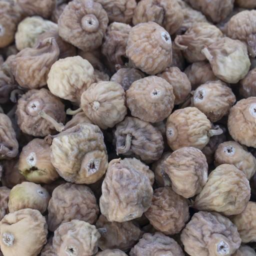 انجیر خشک استهبان خرمایی رنگ سایز متوسط (900 گرمی) تضمین کیفیت- باسلام
