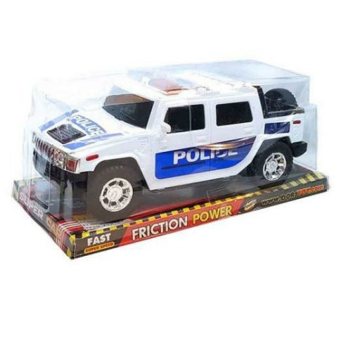 ماشین هامر پلیس وکیوم درج توی- باسلام
